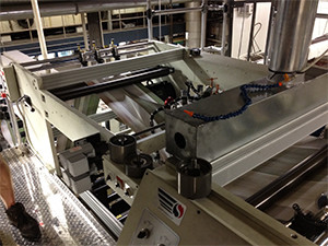 Prefolder - Plow Folder Double Gate Fold Exit